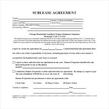 residential sublease agreement template. Residential Sublease Agreement Template Residential Sublease