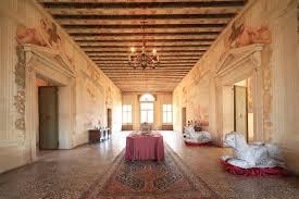 Historic frescoed Venetian style Villa in Padova Italy for sale on  JamesEdition