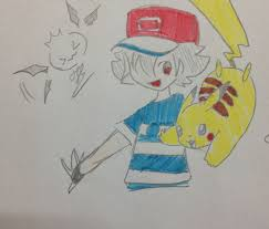 Đọc 16. Pokemon alola Satoshi - Truyện My artbook II