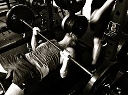 March 24 2010 Speed Benching With Chains  YouTubeChains Bench Press