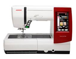 Janome Sewing And Embroidery Machine