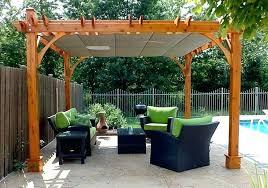 pergola with retractable canopy retractable canopy kit covered pergola retractable canopy waterproof outdoor living covered pergola