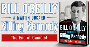 Image result for bill o'reilly and kennedy