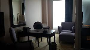 Miracle Grand Convention Hotel: Comfortable Reading Chair And Ottoman