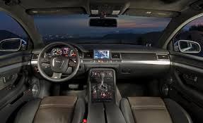 Audi S8 Interior - image #175