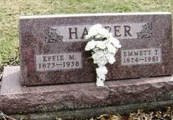 Effie M Buchanan Harper (1873-1938) - Find A Grave Memorial