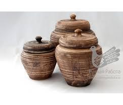 <b>Набор керамических банок</b>