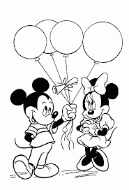 Small Picture Mickey and minnie coloring pages free to print ColoringStar