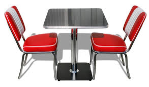 diner style table and chairs uk. american diner set 4 2 x co24 chairs to23w table style and uk