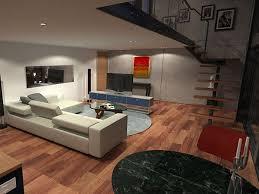 Studio Loft Apartment.