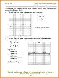graphing linear equations worksheets mahabh melanasik worksheet kuta ls a medium size