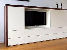 tv kast. tv kast op maat met schuifdeuren vitrine led verlichting 60mm amerikaans noten kader tv l