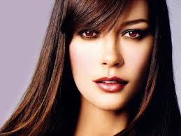 Hairstyles For Women Long Hair For Women Long Hair Long Dark Hair With Bangs Cool Hairstyles