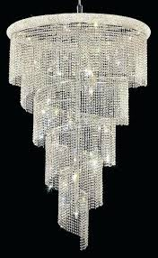 large foyer chandeliers contemporary full size of
