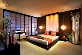 intimate bedroom lighting. Beauteous Five Great Bedroom Themes For Your House Intimate Images Asian Brown Color Ideas Ese Lighting