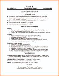 How To Write A Job Summary For A Resume 24 How To Write Job Description On Resume Lease Template 14
