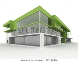 modern office building design. Design Of Modern Office Building. Environmentally Friendly, Green Architecture Building