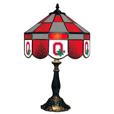 Ohio State Buckeyes Classic Executive Table Lamp