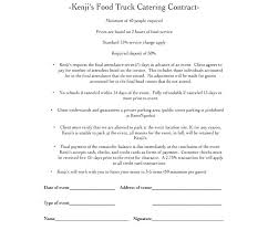 Simple Service Contract Customer Service Contract Template