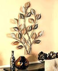 leaves wall decor awardgroupco leaf metal wall decor metal leaf wall decor