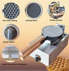 Eggette's kitchen is at eggette's kitchen. Hongkong Eggette Puff Waffle Maker Egg Waffle Machine Gas Bubble Waffle Maker Bubble Waffle Machine Buy At The Price Of 110 00 In Aliexpress Com Imall Com