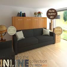 murphy bed sofa. Horizontal InLine Murphy Bed And Sofa I