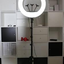 Кольцевая лампа визажиста селфи-лампа – купить в Москве ...