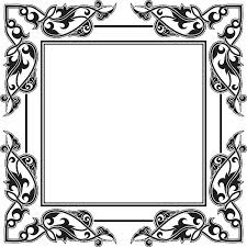 frame border design.  Frame Frame Border Design For Picture Purple Flowers Borders Intended Designs  Remodel 2 On