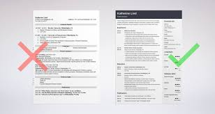 Librarian Resume Template Free