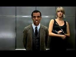 people inside elevator. racism in the elevator **official video** people inside