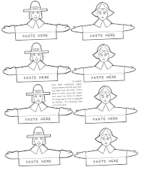 Printable Stencils For Kids 2019 Thanksgiving Printable Templates Printable Coloring Page For Kids