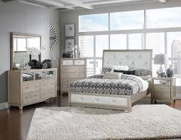 tufted upholstered sleigh bed. Fine Upholstered Homelegance Odelia Button Tufted Upholstered Sleigh Bedroom Set  Silver In Bed H