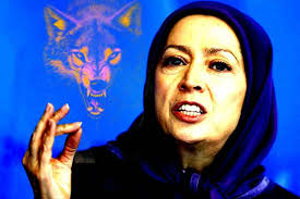 Image result for کارگر + رجوی