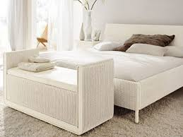 Bedroom Bedroom Furniture Glasgow Grey Rattan Bed Modern Bedroom