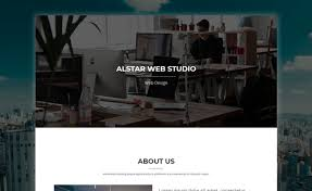Parallax Website Template Enchanting HTML28 Bootstrap Free One Page Website Template With Parallax Background