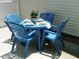 cheap plastic patio furniture. Plastic Patio Furniture Table And Chairs Cheap