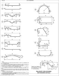 Aci Rebar Bend Chart Reinforced Concrete Design Engineers Outlook