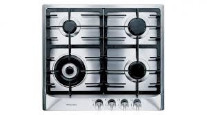 miele 600mm 4 burner natural gas cooktop stainless steel harvey norman au