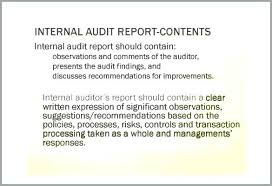 Investigation Findings Report Template New Incident
