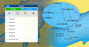 White Lake Ontario Depth Chart U S Lake Maps