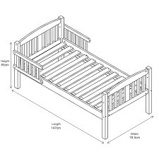 Toddler Bed Size Interiors Design