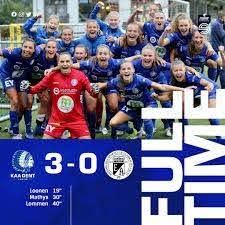 KAA Gent Ladies - الصفحة الرئيسية