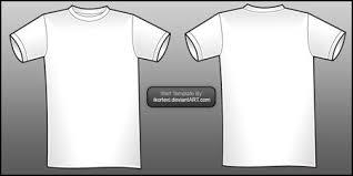 Free T Shirt Template 19 Free Blank T Shirt Template Designs