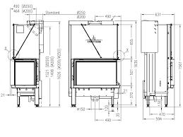 dimensions premium v 2l r 80h