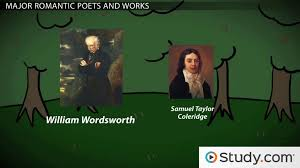 introduction to r tic poetry overview of authors and works  introduction to r tic poetry overview of authors and works video lesson transcript com