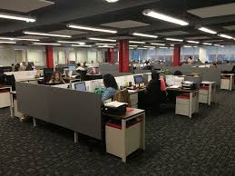 open floor office. fine floor open floor plan  idt newark nj on office