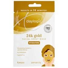 Daylogic <b>24K Gold</b> Hydrating <b>Face Mask</b> - 1 ct | Rite Aid