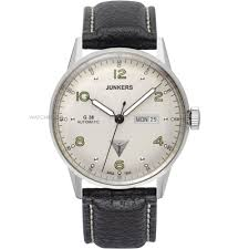"""automatic watches watch shop comâ""""¢ mens junkers g38 automatic watch 6966 4"""