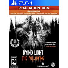 Dying Light The Following Enhanced Edition Playstation Hits