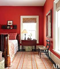 red walls living room traditional bedroom by architects and in new red walls living room wall